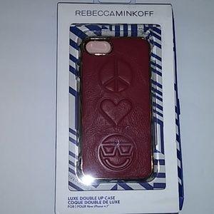 """Rebecca Minkoff iPhone 7 & iPhone 7 (4.7"""") Case"""